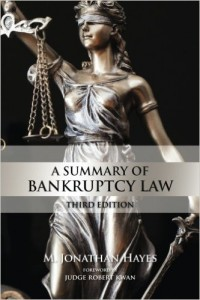 Summary of Bankruptcy Law Third Edition Cover